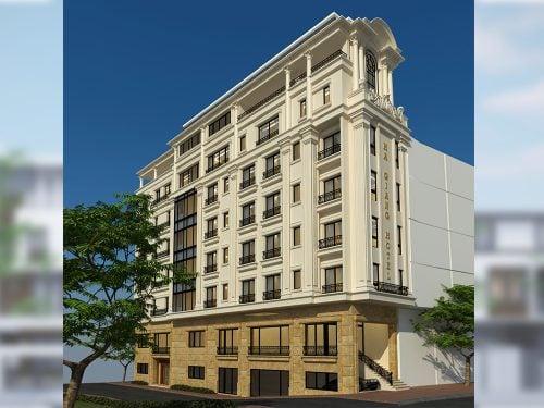 Khách sạn 8 tầng – Hà Giang Hotel ( CĐT : Anh Sơn – Hà Giang )