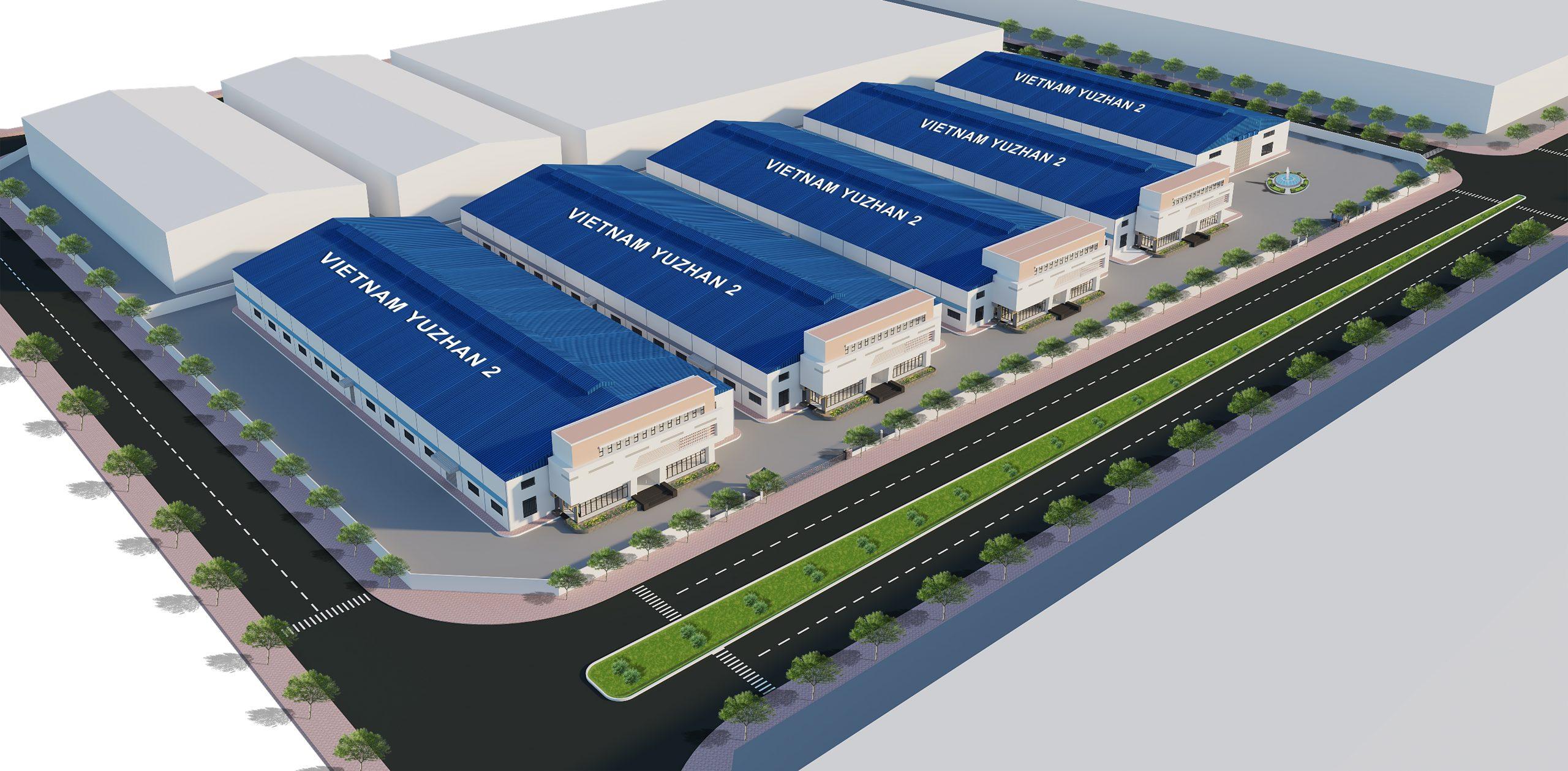 Nhà máy YUZHAN 2