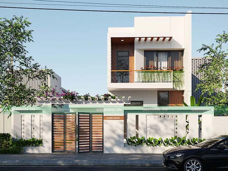 Giá xây nhà 1 lầu 1 trệt phụ thuộc vào nhiều yếu tố khác nhau