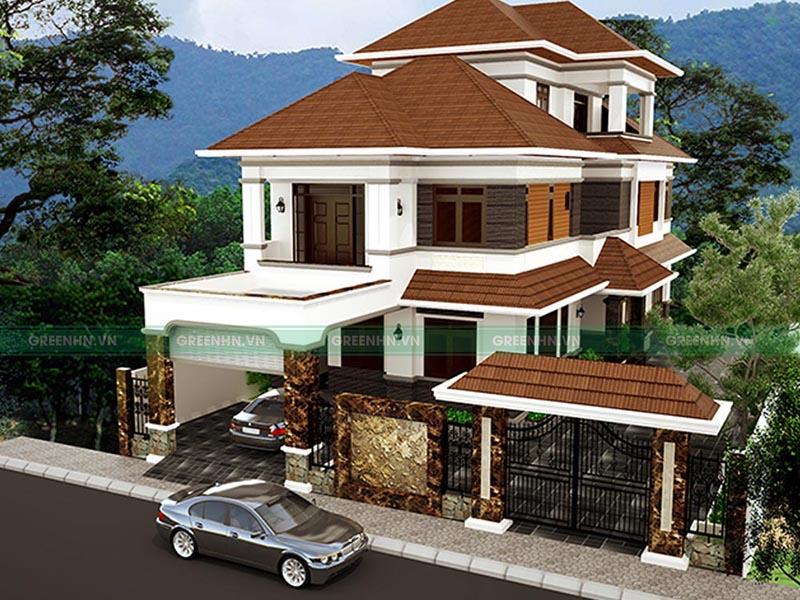 Green Hanoi là địa chỉ xây dựng nhà trọn gói chất lượng và tận tâm được khách hàng tin tưởng lựa chọn