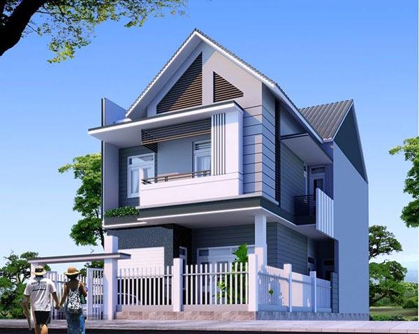 Nếu có trong tay 1 tỷ đồng, bạn hãy lựa chọn kiểu nhà biệt thự