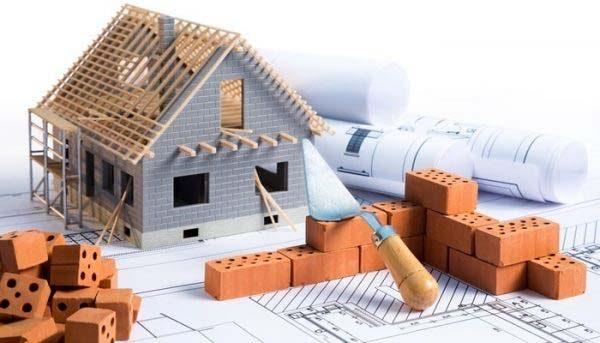 Những công việc cần có khi xây nhà trọn gói