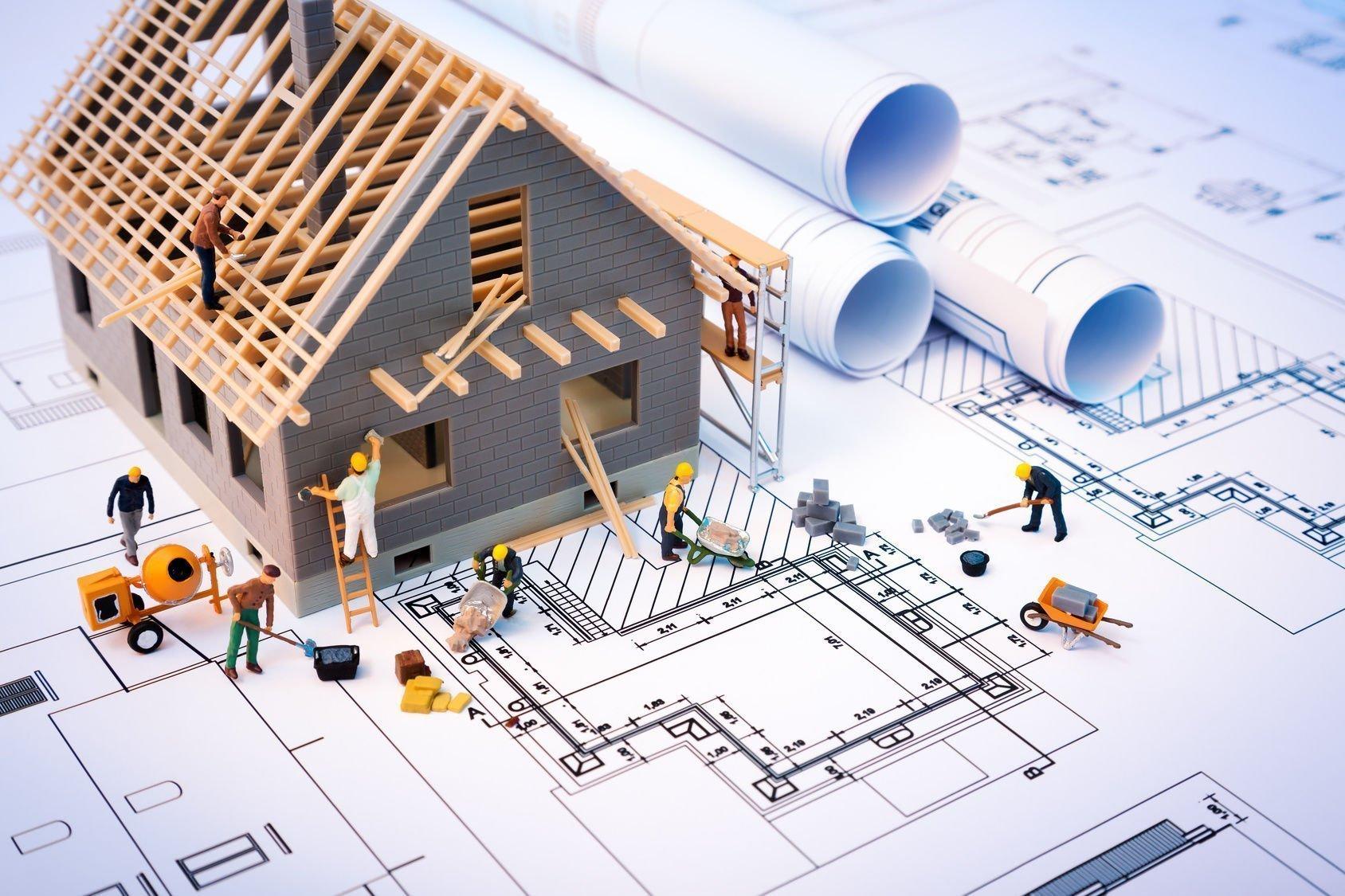 công trình xây nhà trọn gói
