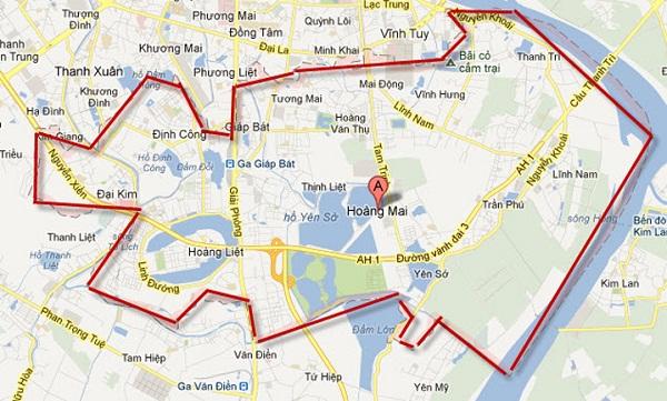 Xin giấy phép xây dựng tại quận Hoàng Mai