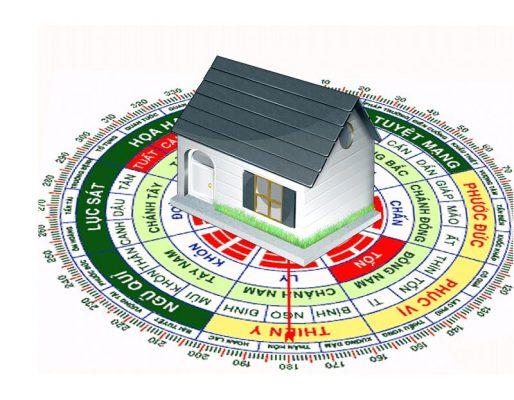 Tuổi kỷ tỵ xây nhà hợp hướng nào