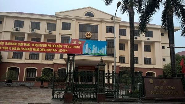 Hồ sơ xin giấy phép xây dựng tại quận Nam Từ Liêm