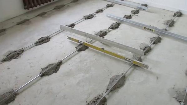 Kỹ thuật cán nền lát gạch