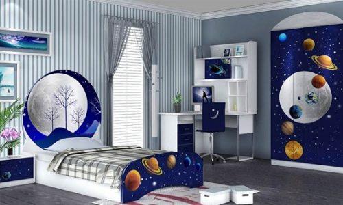 Phong thủy phòng ngủ cho trẻ mệnh Mộc