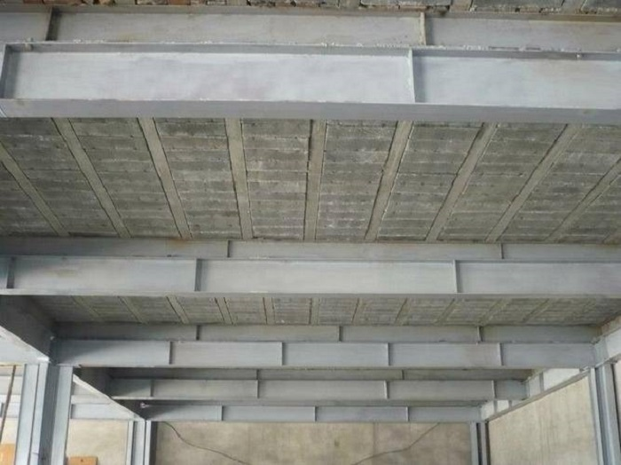 Sử dụng bê tông lắp ghép làm sàn trong công trình
